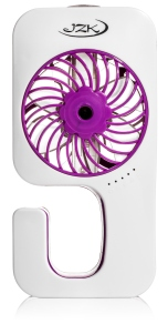 1-front-purple-misting-fan